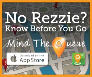 Mind The Queue Banner